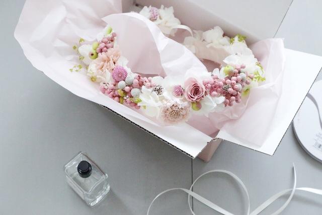 [Hare] flowercrown Fraise de bois ...花冠