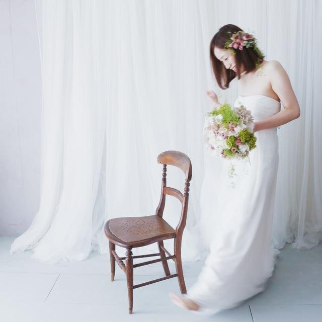 [Hare] bouquet fraise de bois