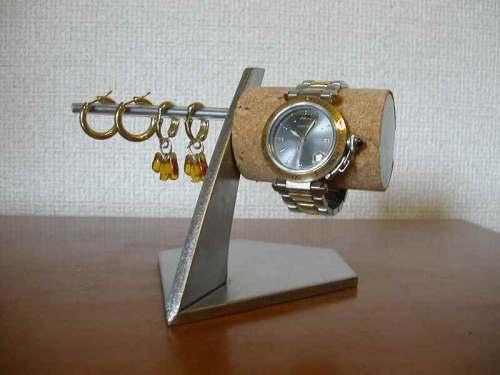 腕時計、イヤリングスタンド