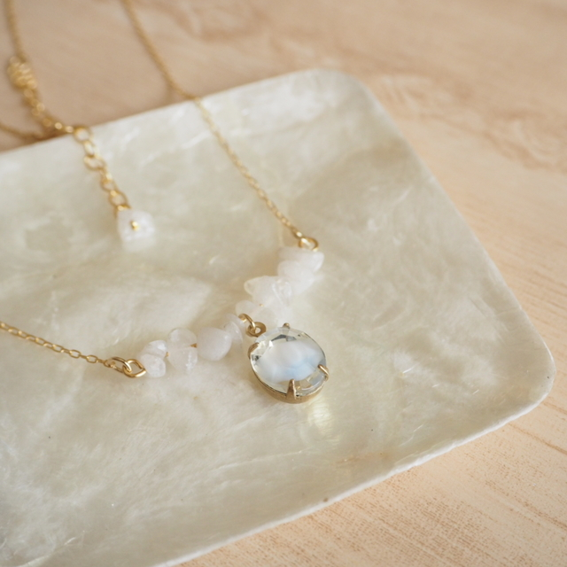necklace #v-32 SummerSnow