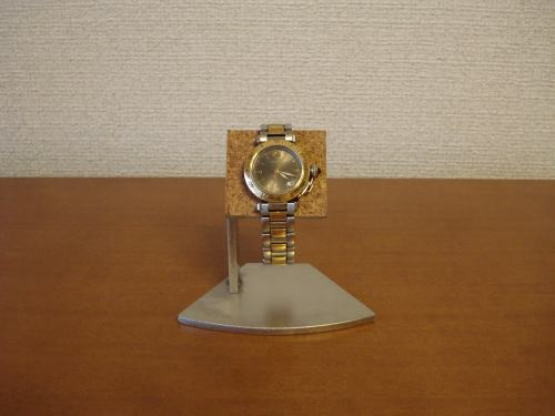 扇形台腕時計デスクスタンド