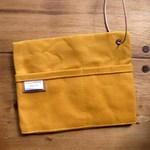 【受注製作】「strap pocket」 yellow