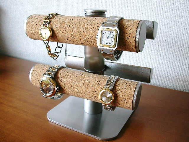 腕時計&アクセサリー手動式スタンド