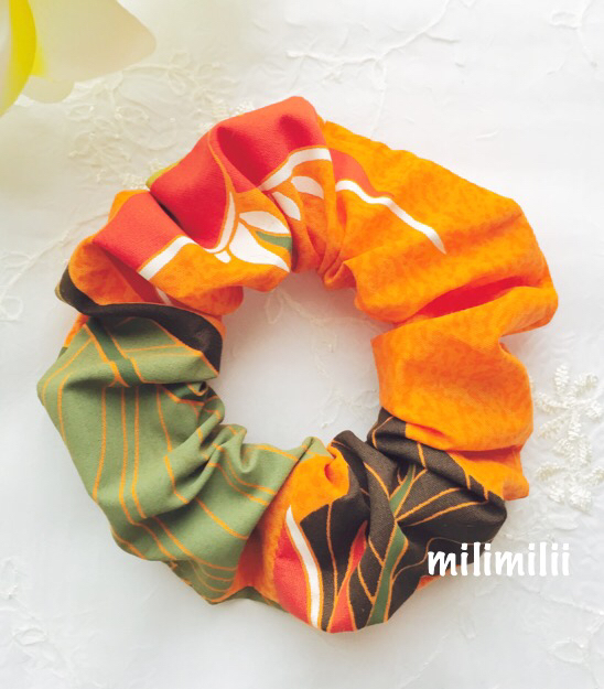 ハワイアンシュシュ(オレンジ)