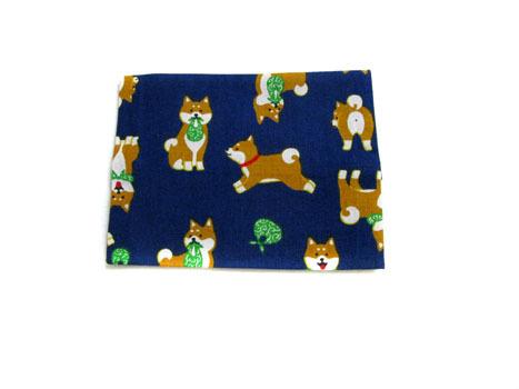 テッシュケース★柴犬