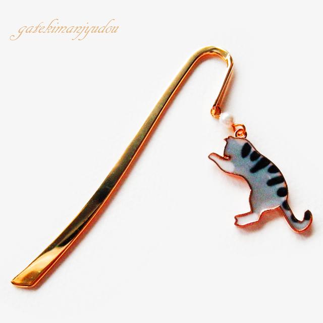 サバトラ猫のブックマーク