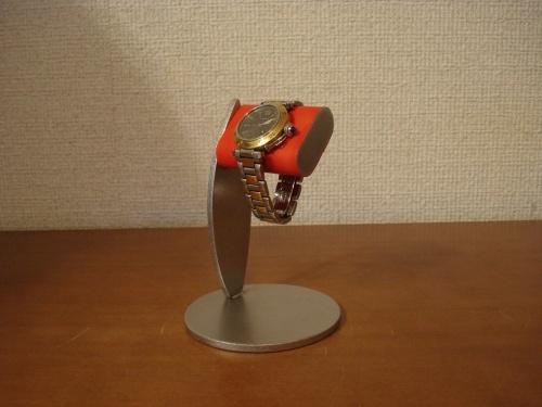 ちょっと背が高いシングルレッドコルク腕時計スタンド