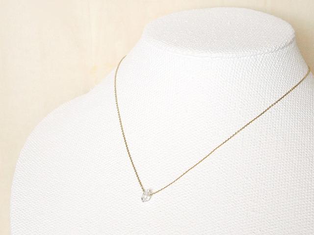 K10 Herkimer Diamond Necklace