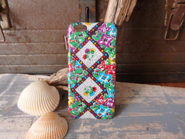 iphone6/6S������ square flower