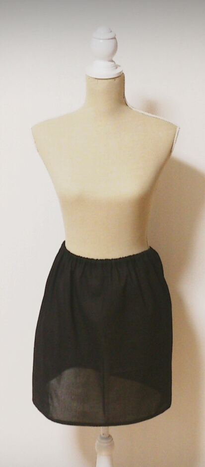 simple* One Piece with petticoat(2