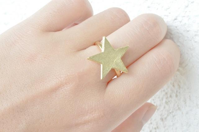 Big Star ring