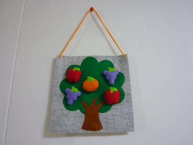 フルーツツリーのホック