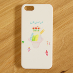 SALE!!!【iPhone/Android対応】hula shave ice スマートフォンケース