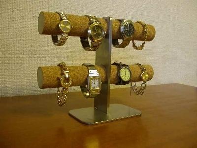 8本掛けインテリア腕時計スタンド