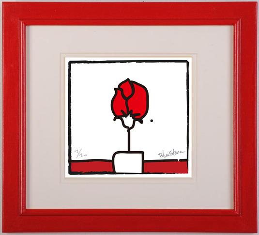 POP薔薇 ?−RED・Square