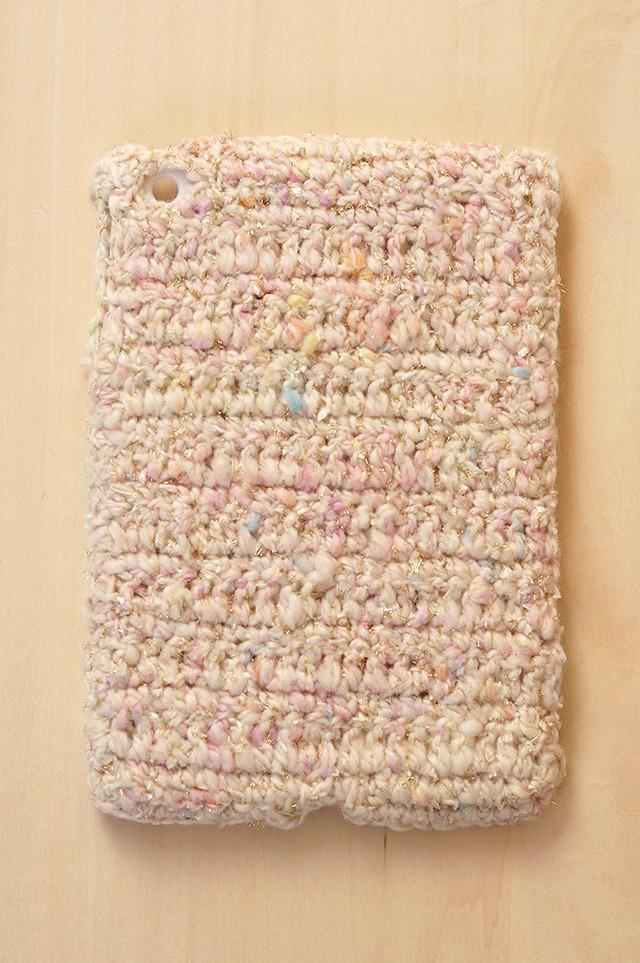 iPad miniカバー -シャンパーニュ-
