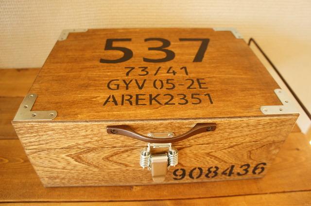 wood box★コレクションケース木製A