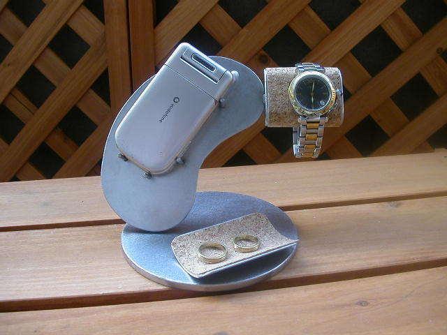 可愛いビーンズ腕時計&携帯電話スタンド