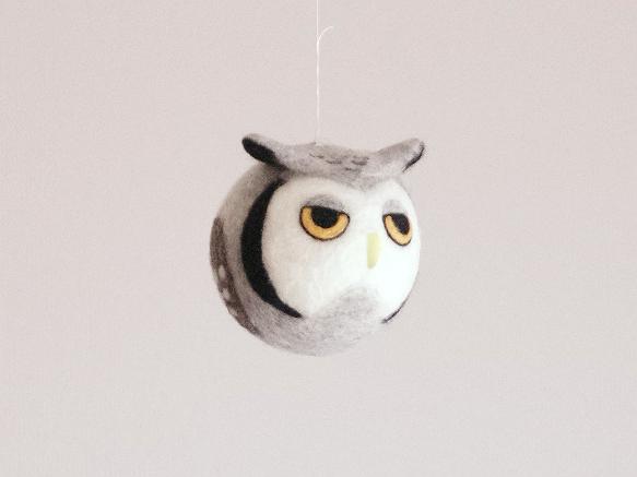 Owlball -アフリカオオコノハズク-