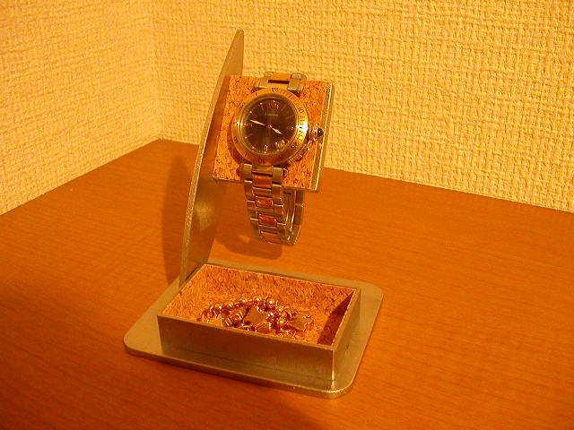 バー腕時計スタンド トレイ付き