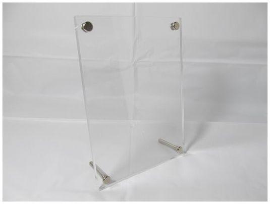 写真立て・金具型 L判サイズ・透明