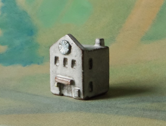 陶の家−蒼星商会社屋
