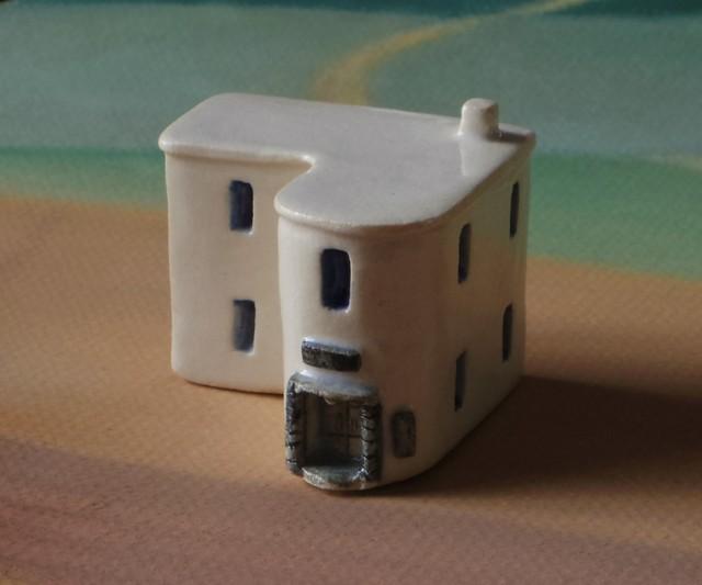 陶の家−白い町役場
