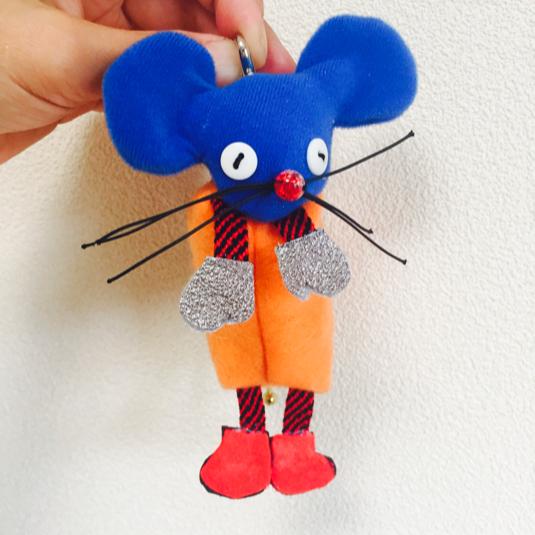 ブルーマウスのコイケース