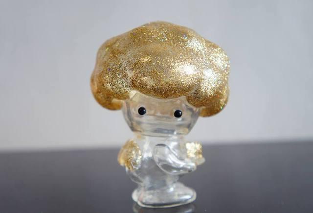 ゴールドチーズ天使