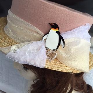 2016年気まぐれ帽子祭り!ペンギン(品番J)