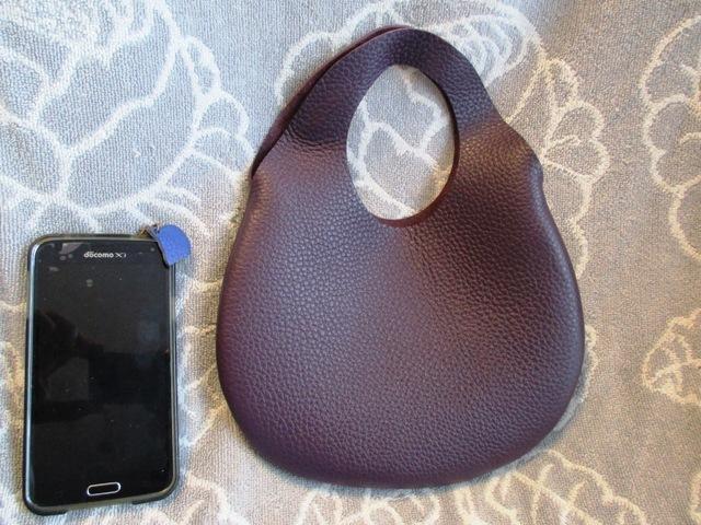 【新色】小さな革の袋・トリヨン有機デザインバッグ NEW!