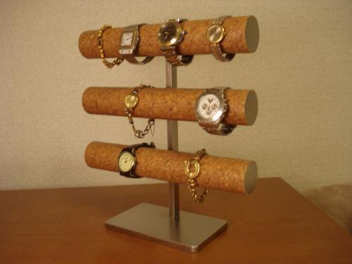 時計スタンド 12本掛け腕時計収納スタンド スタンダード