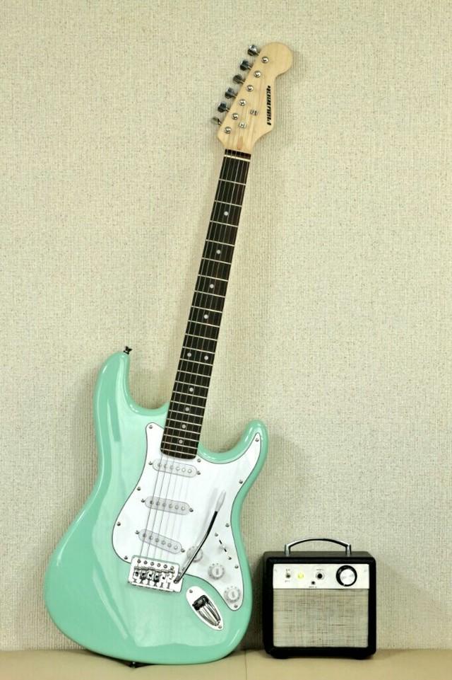 電池式 真空管ギターアンプ