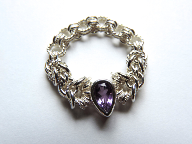 Y様♪御予約作品『 Elegant scent 』Ring by SV925
