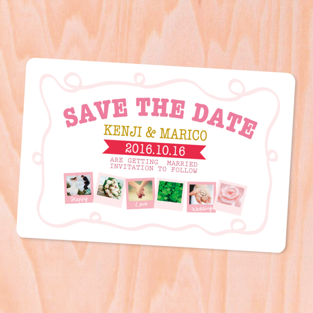��30���������[ Save the date ]�ϥ������ǥ���������