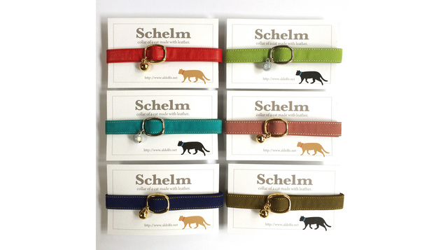 507087様ご予約品 /cat collar * cerf