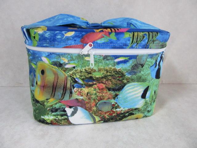 海・熱帯魚 保冷・保温バッグ