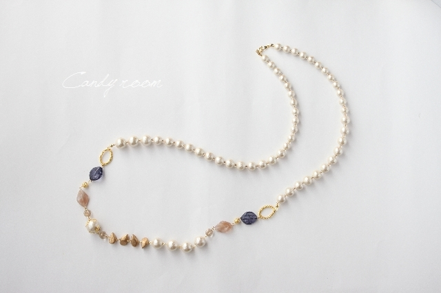 N127 summer long necklace
