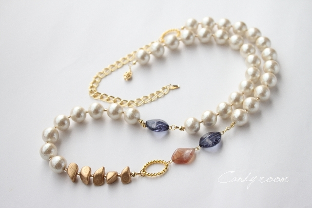 N128 summer long necklace
