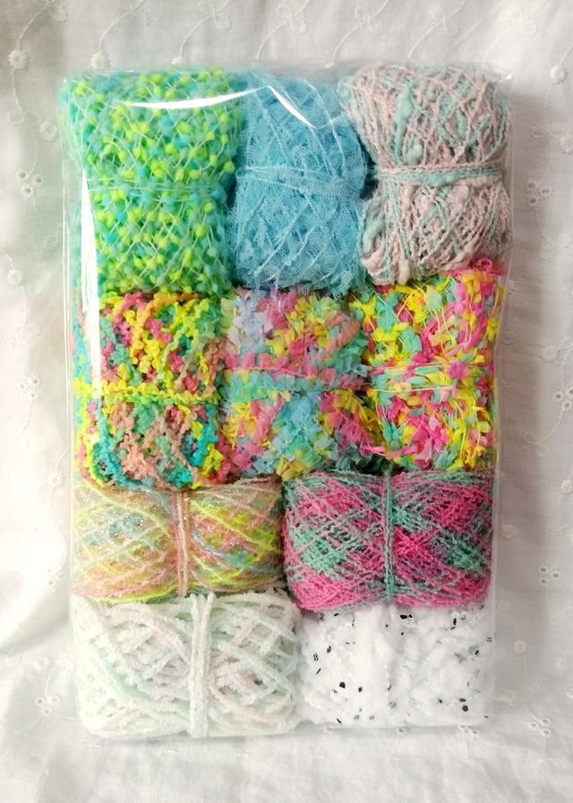 素材糸パック