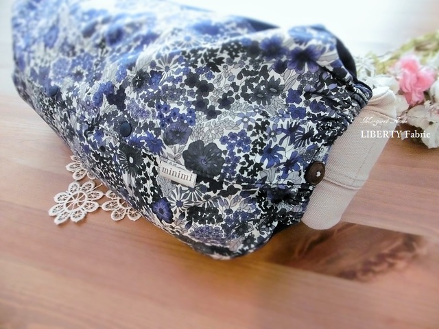抱っこ紐収納カバー(LIBERTY Fabric)