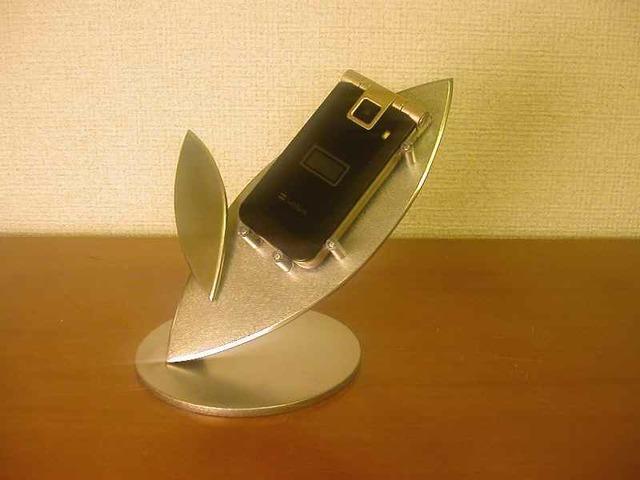 ダブルリーフ携帯電話スタンド