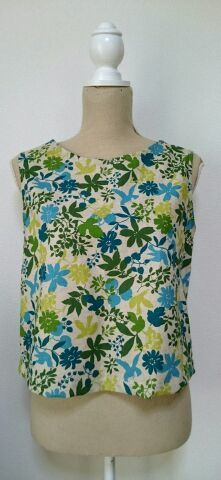 no67*simple��tops  cotton/hemp