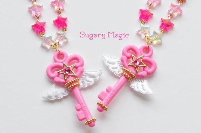 ★SALE★魔女っ子の鍵ネックレス【ロングセラー?】