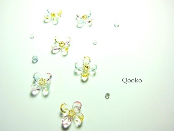 硝子の花 【 awairo 】 ※ご予約品
