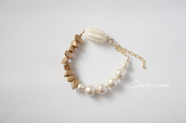 Z107 airy bracelet -L-