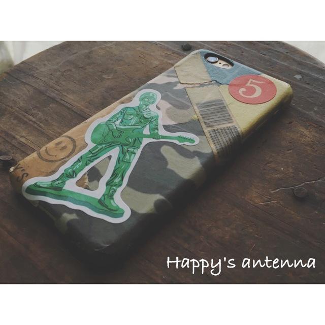 《値下げ》スマホケース iphone6s/6 カモフラ