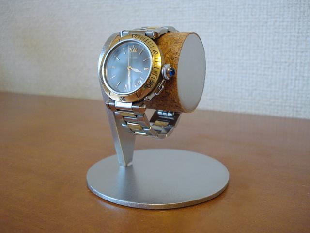 腕時計収納 丸パイプ腕時計デスクスタンド