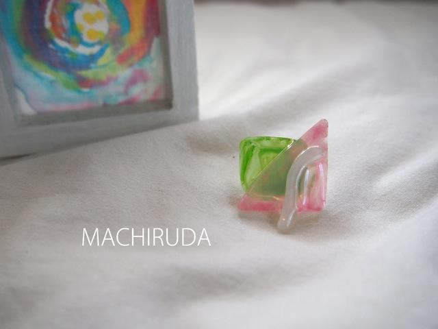 MACHIRUDA*ピアス