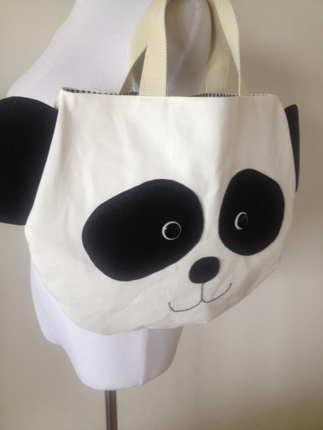 特大パンダさんバッグ